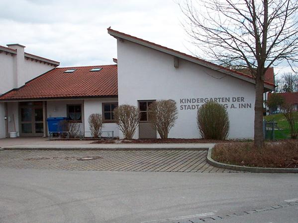 Städt. Kindergarten, Töging