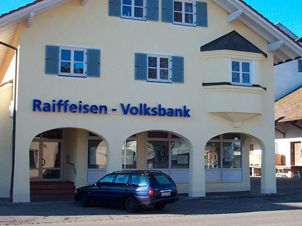 Raiffeisen-Volksbank Töging