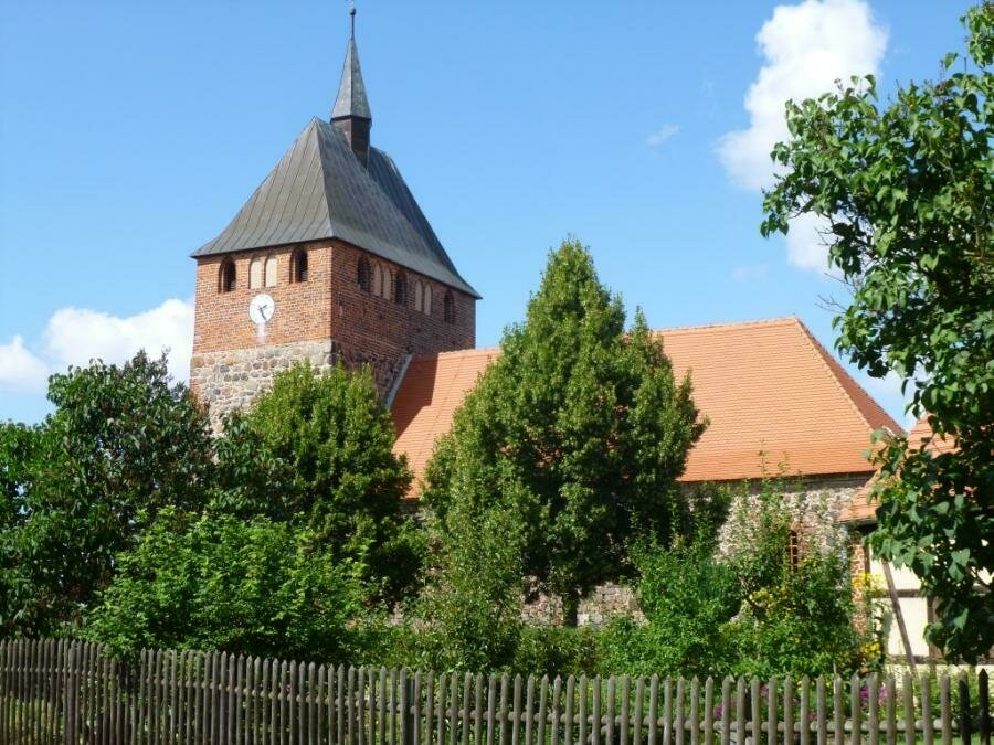 Kirche in Linthe