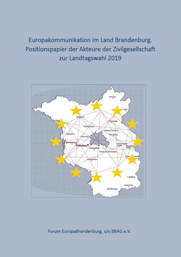 Positionspapier Europakommunikation