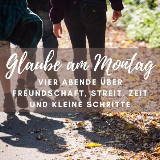 Grundbild Glaube am Montag