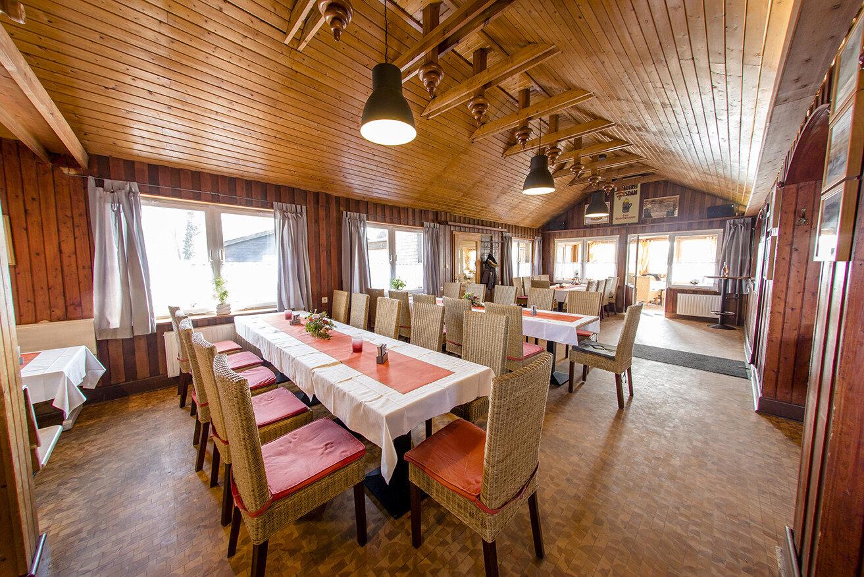 Restaurant - Innenansicht