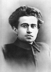 Antonio Gramsci in 1921 is one of the founders of the Communist Party of Italy. https://en.wikipedia.org/wiki/Antonio_Gramsci#/media/File:Gramsci.png