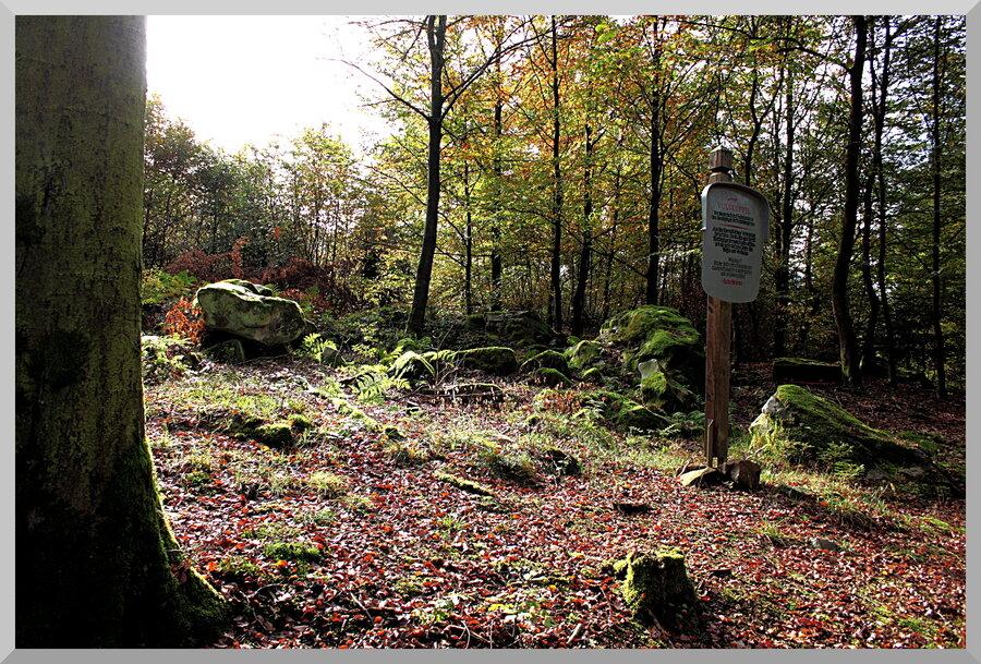 Kulturdenkmal Voßküppel