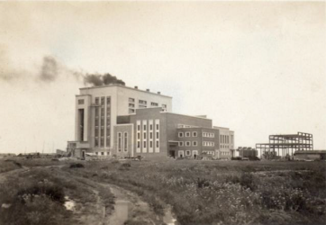 The Santa Caterina power plant (1939-1963) carbonia-iglesias – Lost Italy