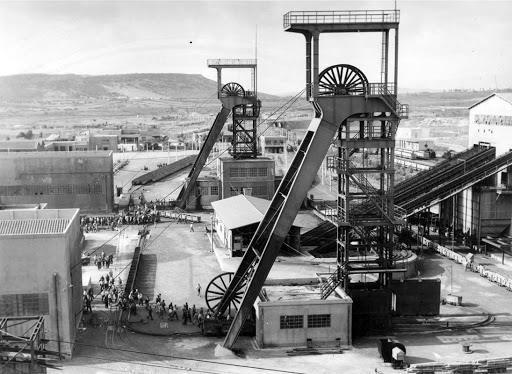 The Great Serbariu mine in Carbonia (1937-1964) Mondo Uilcom Sardegna Museo del Carbone Grande Miniera Di Serbariu