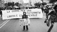 March 8th 1977, feminist march in Cagliari