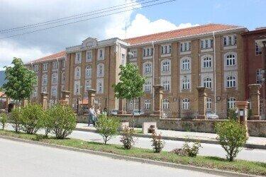 Tobacco Industry Vranje, nowadays part of British-American Tobbacco group. Privatized in 2003, Tobacco Industry Vranje is among rare examples of successful privatization based on the 2001 privatization model.  Author: Чигот https://commons.wikimedia.org/wiki/File:Duvanska_industrija_Vranje,_Srbija.JPG