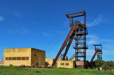 Great Mine of Serbariu in Carbonia (2011)