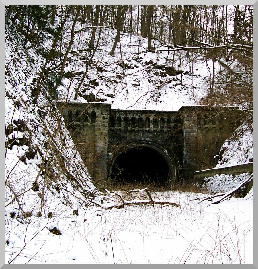 Volkmarshäuser Tunnel