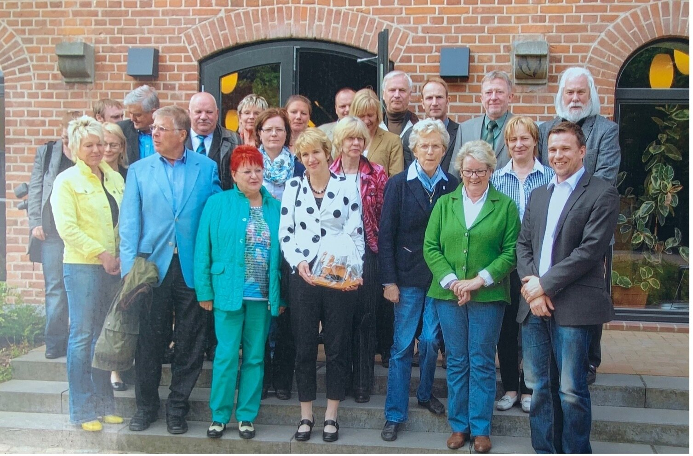 Besuch der Ministerin für Bildung, Jugend und Sport des Landes Brandenburg