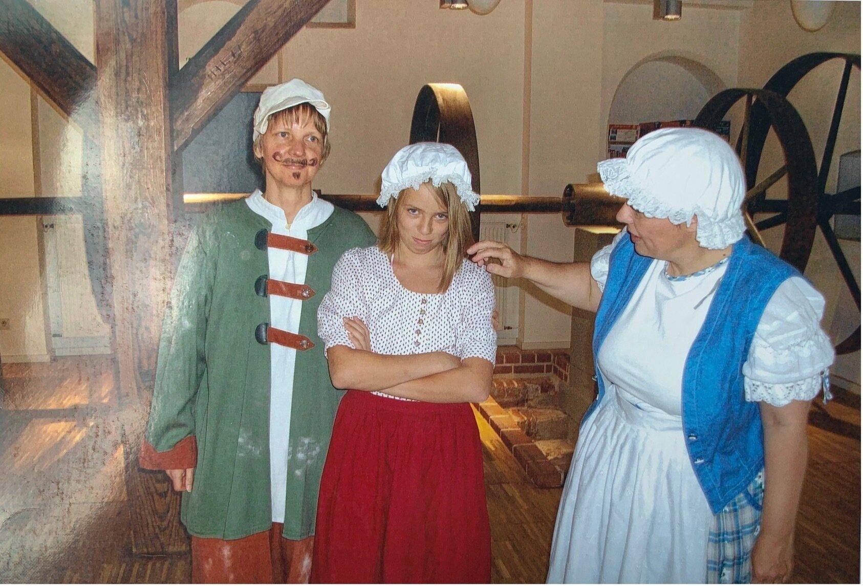 Mühlenfest im Wohnheim