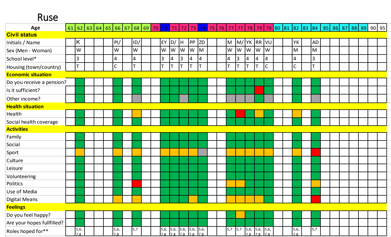 Ruse grid