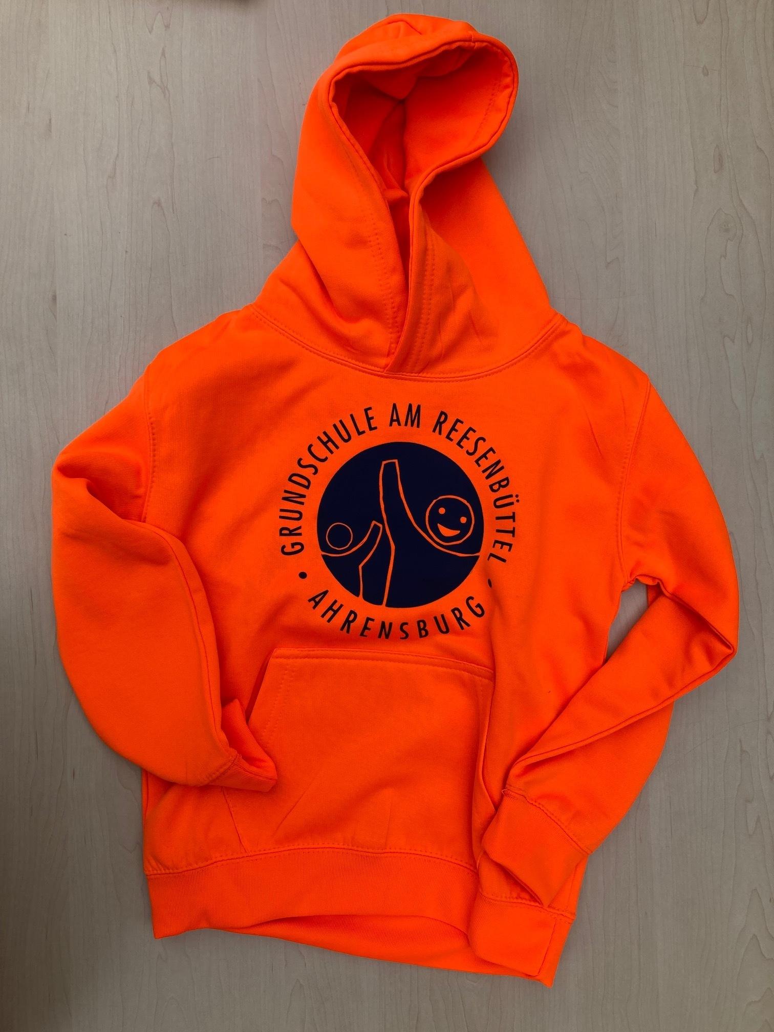 Kapu Hoodie orange