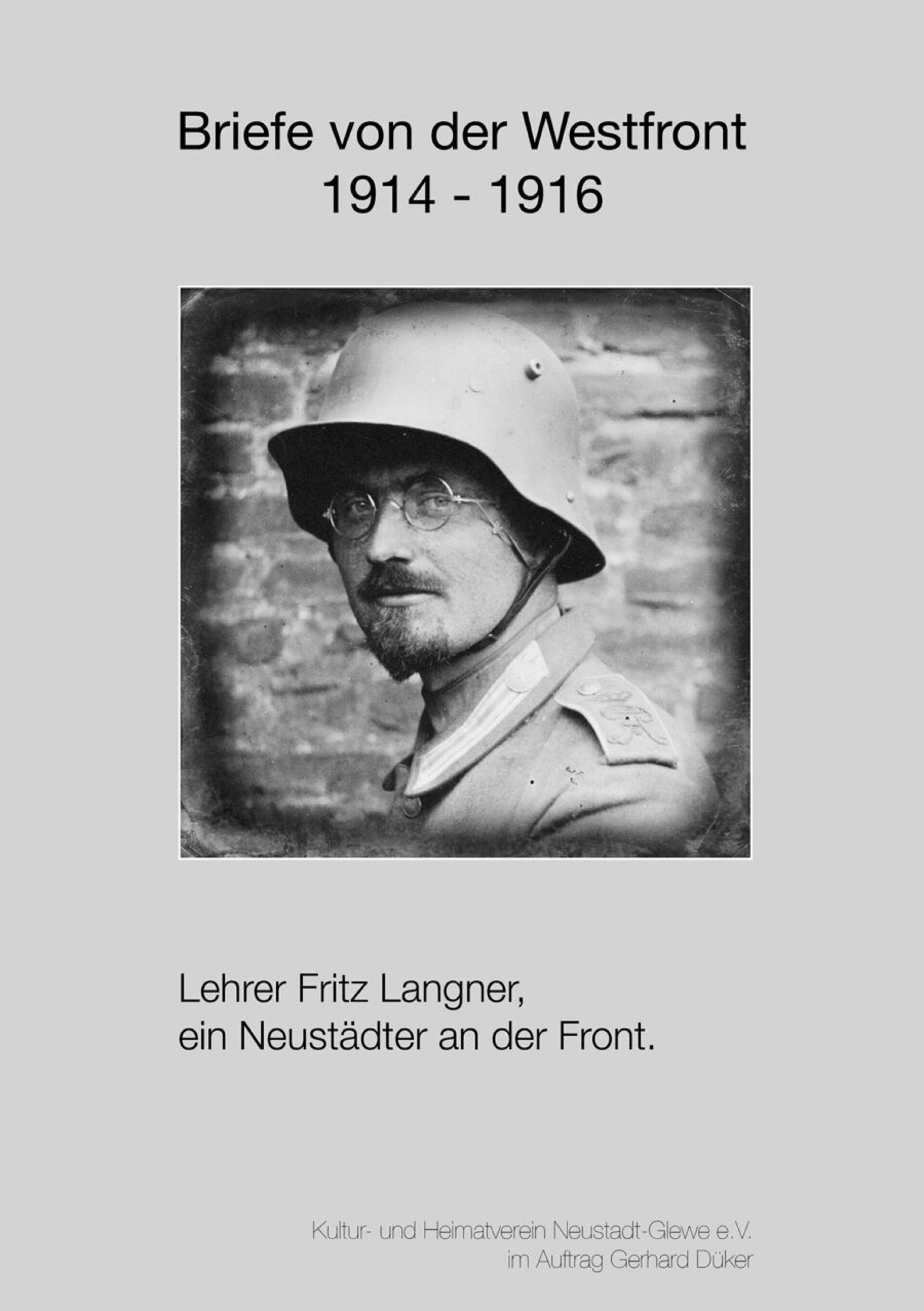 Bilder von der Westfront 1914 - 1916