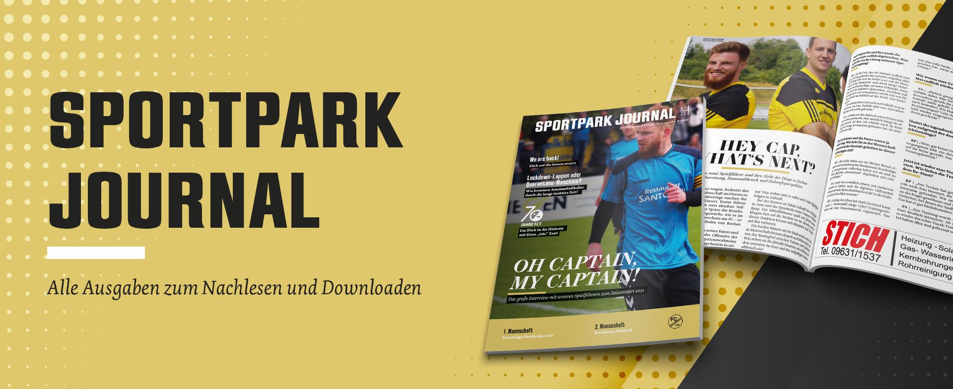 Sportpark Journal