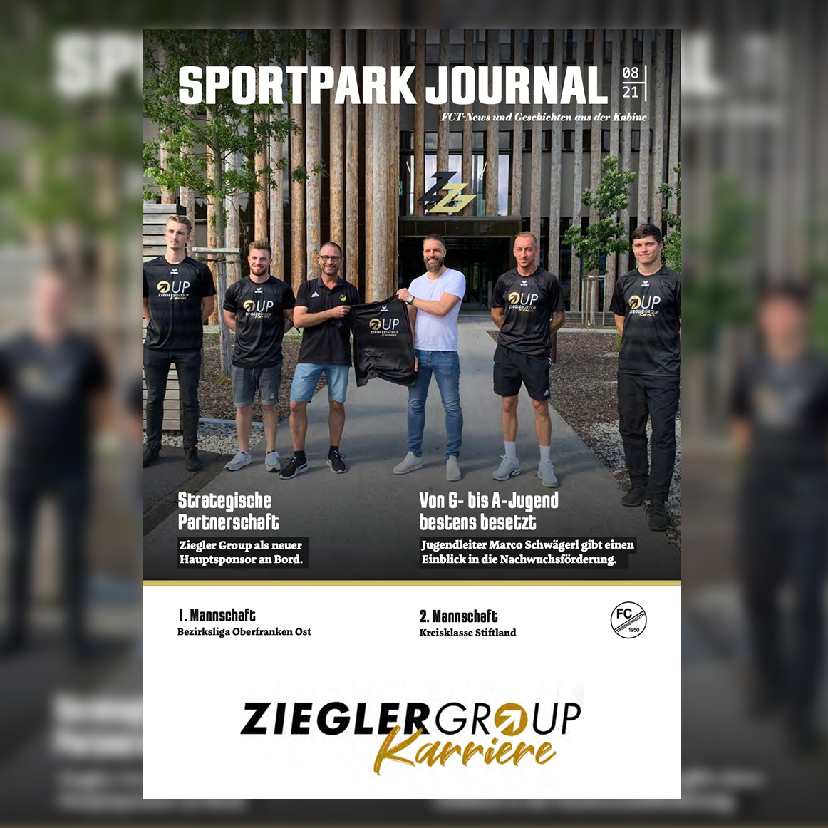 Cover Bayreuth