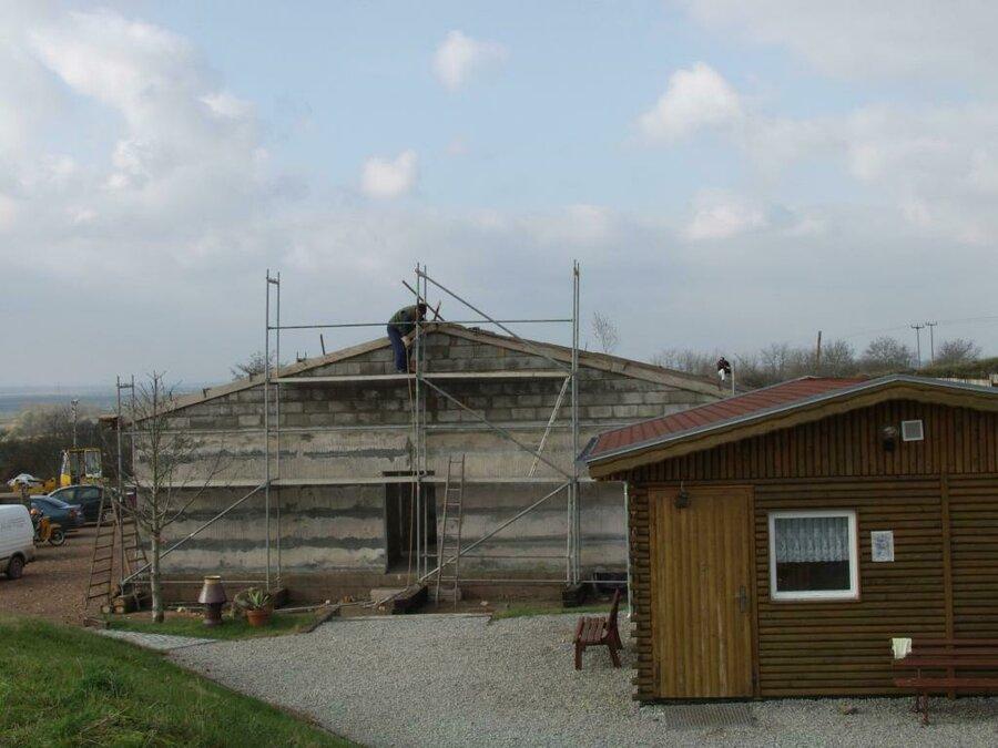 Bau Anlage 1