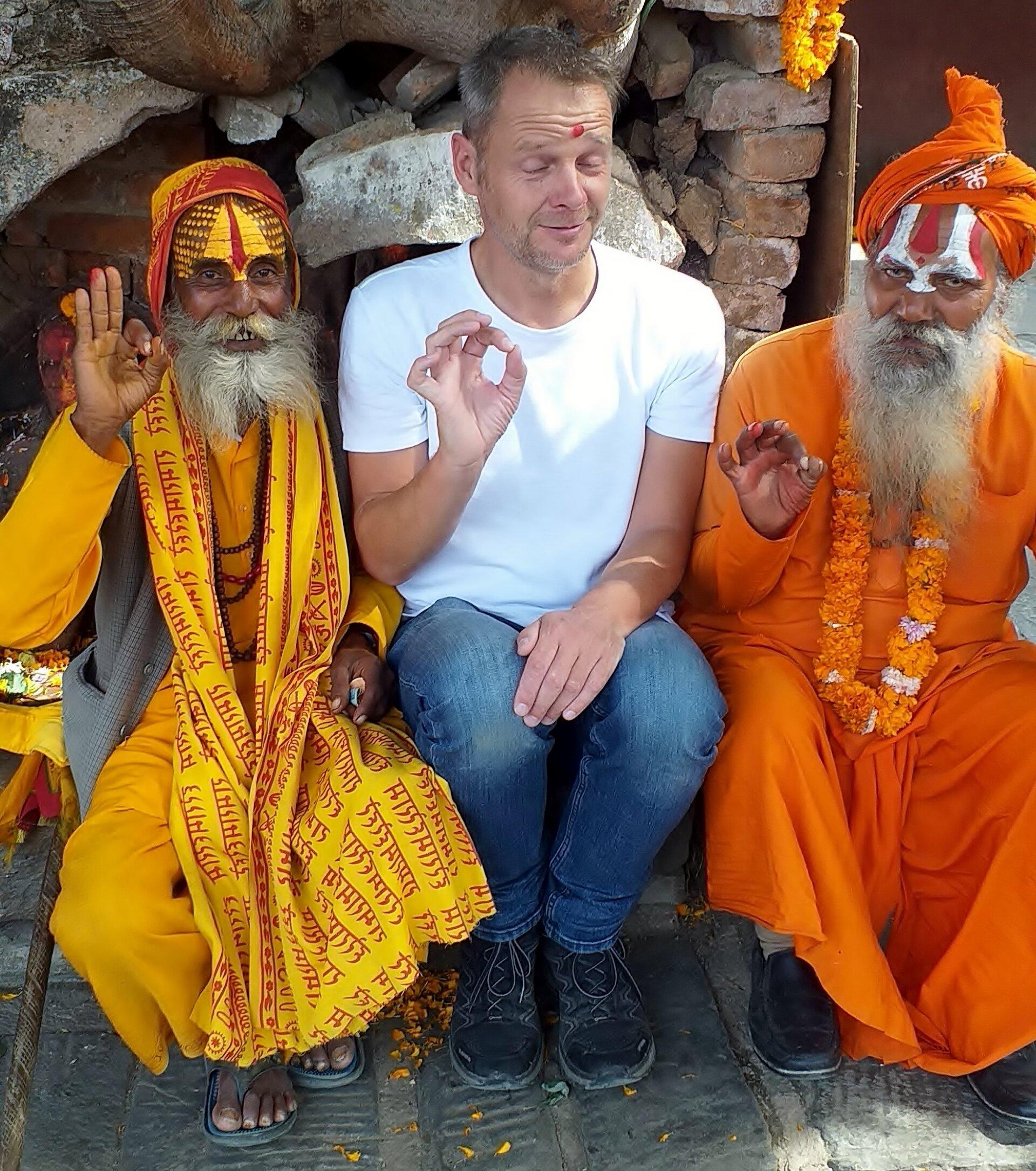 Mit Shivas Segen!