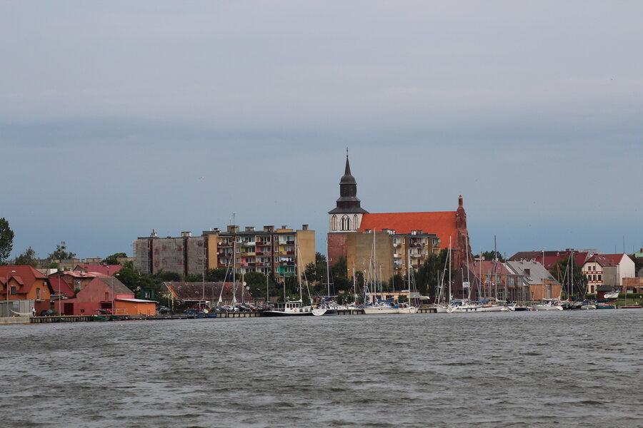 Hafen Wolin