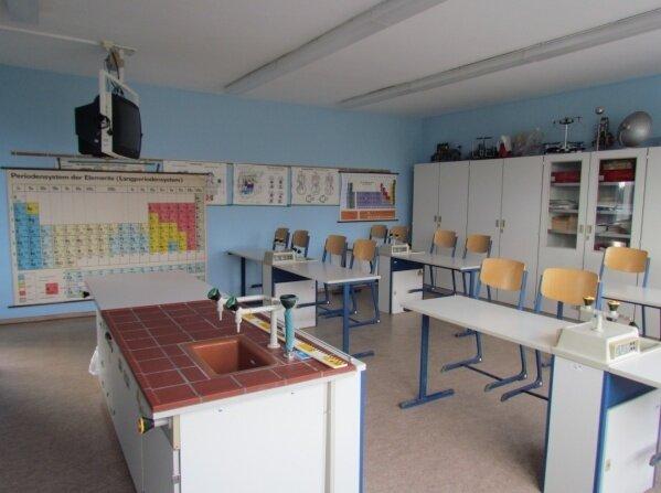 Naturwissenschaftsraum