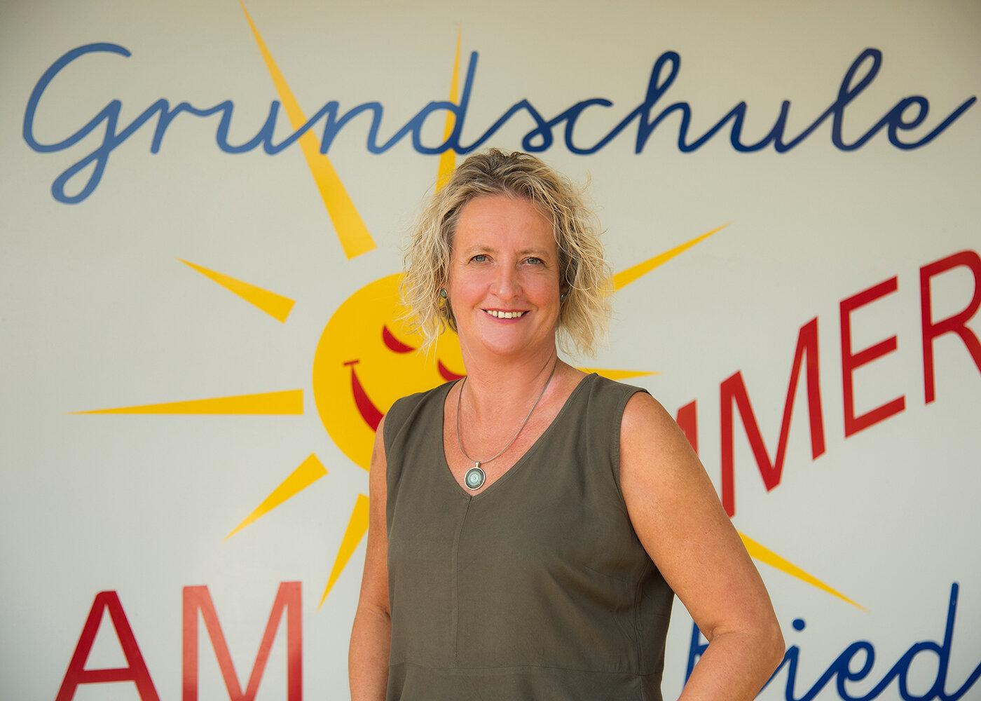 Sekretärin Susanne Hennig