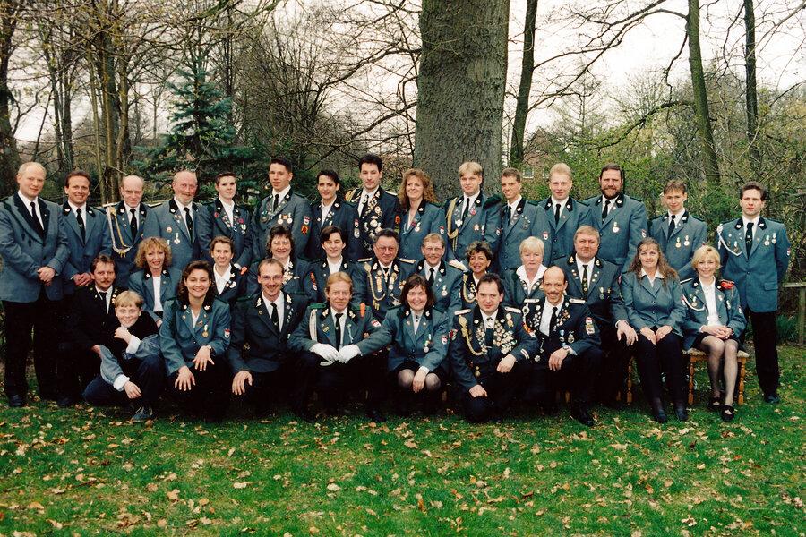 Mitglieder Frühjahr 1997