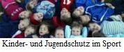 Kinder- und Jugendschutz im Sport  Informationen