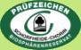 Prüfzeichen Biosphärenresevat Schorfheide-Chorin
