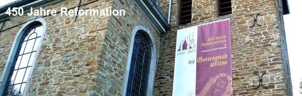 450 Jahre Reformation