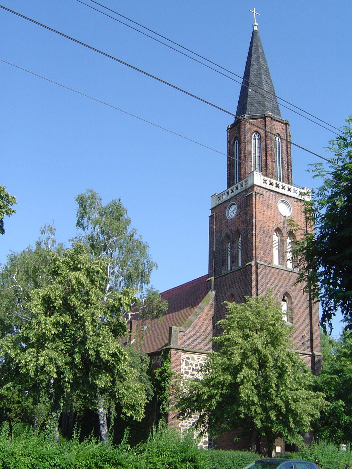 Kirche Quellendorf
