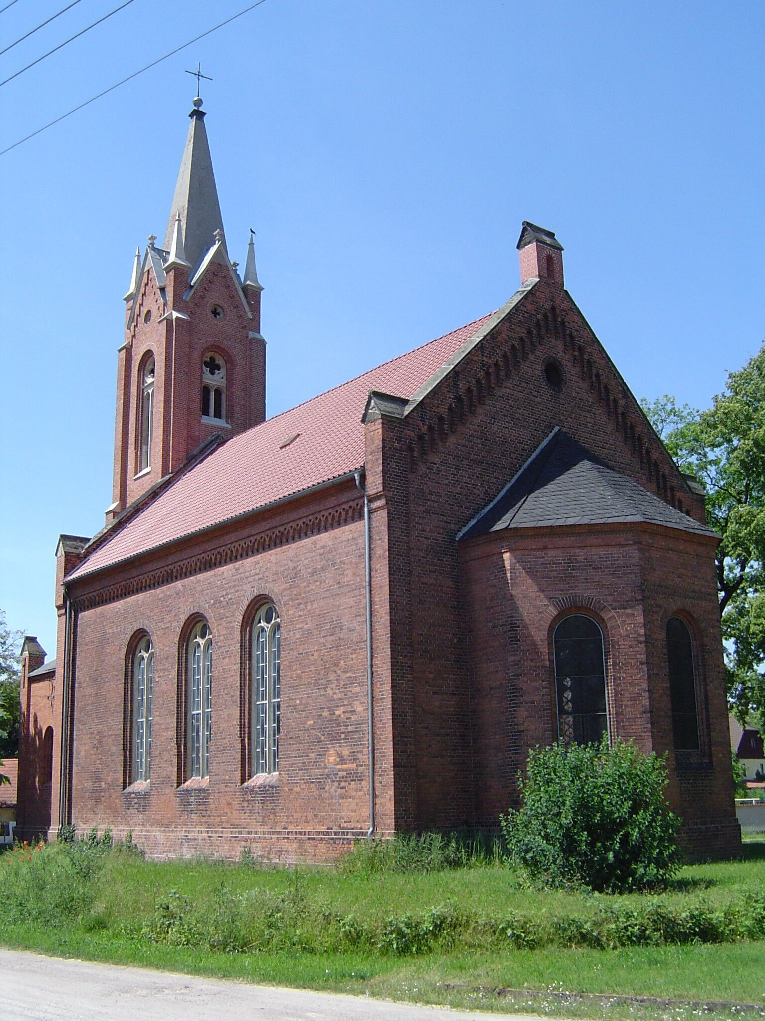 Kirche Hinsdorf