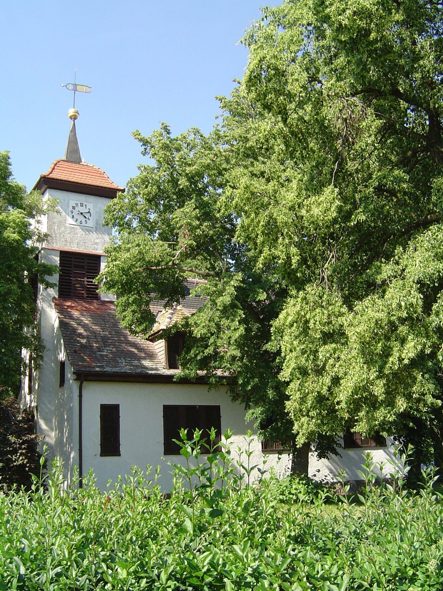 Kirche Tornau