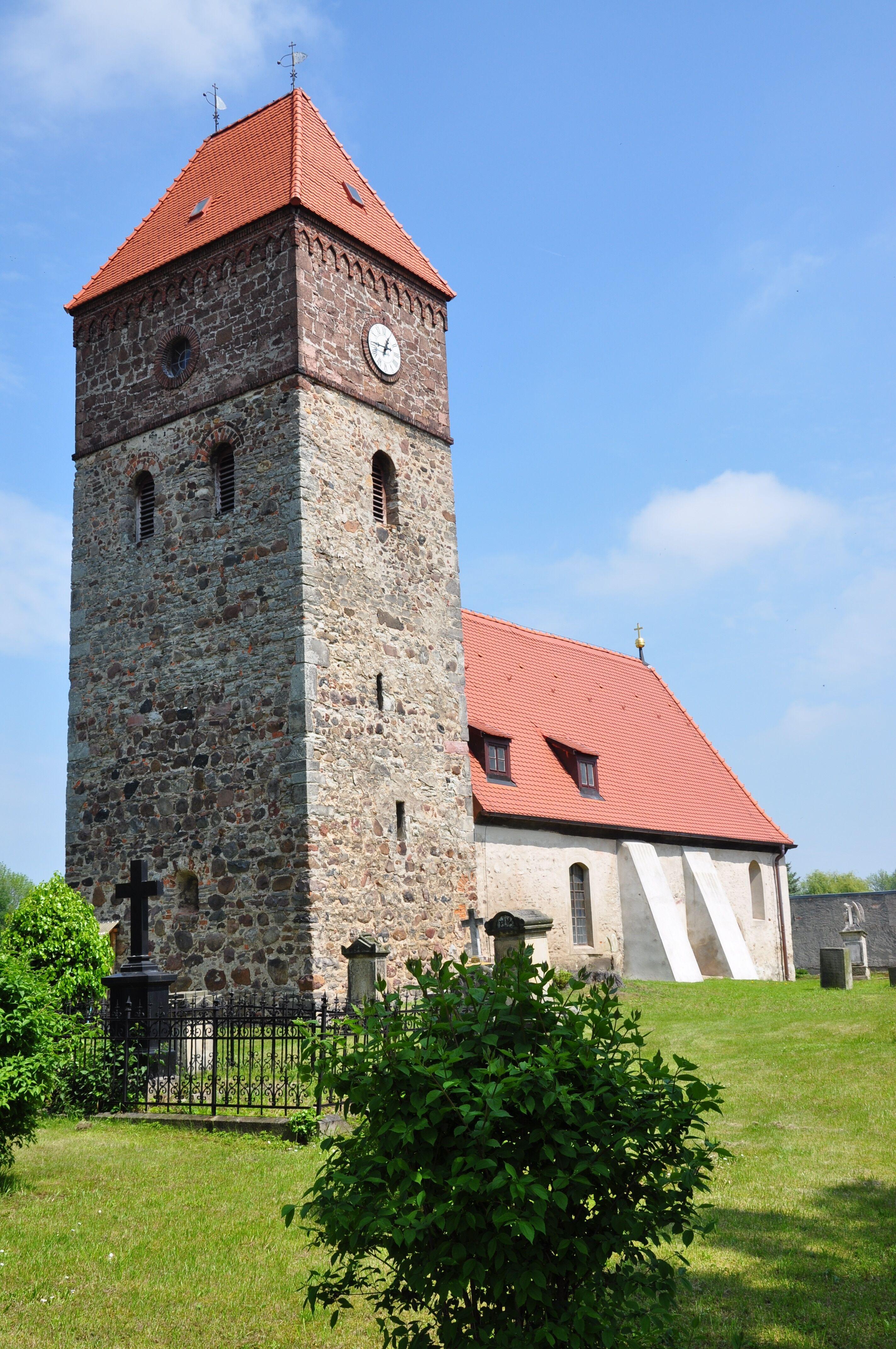 Kirche Reupzig