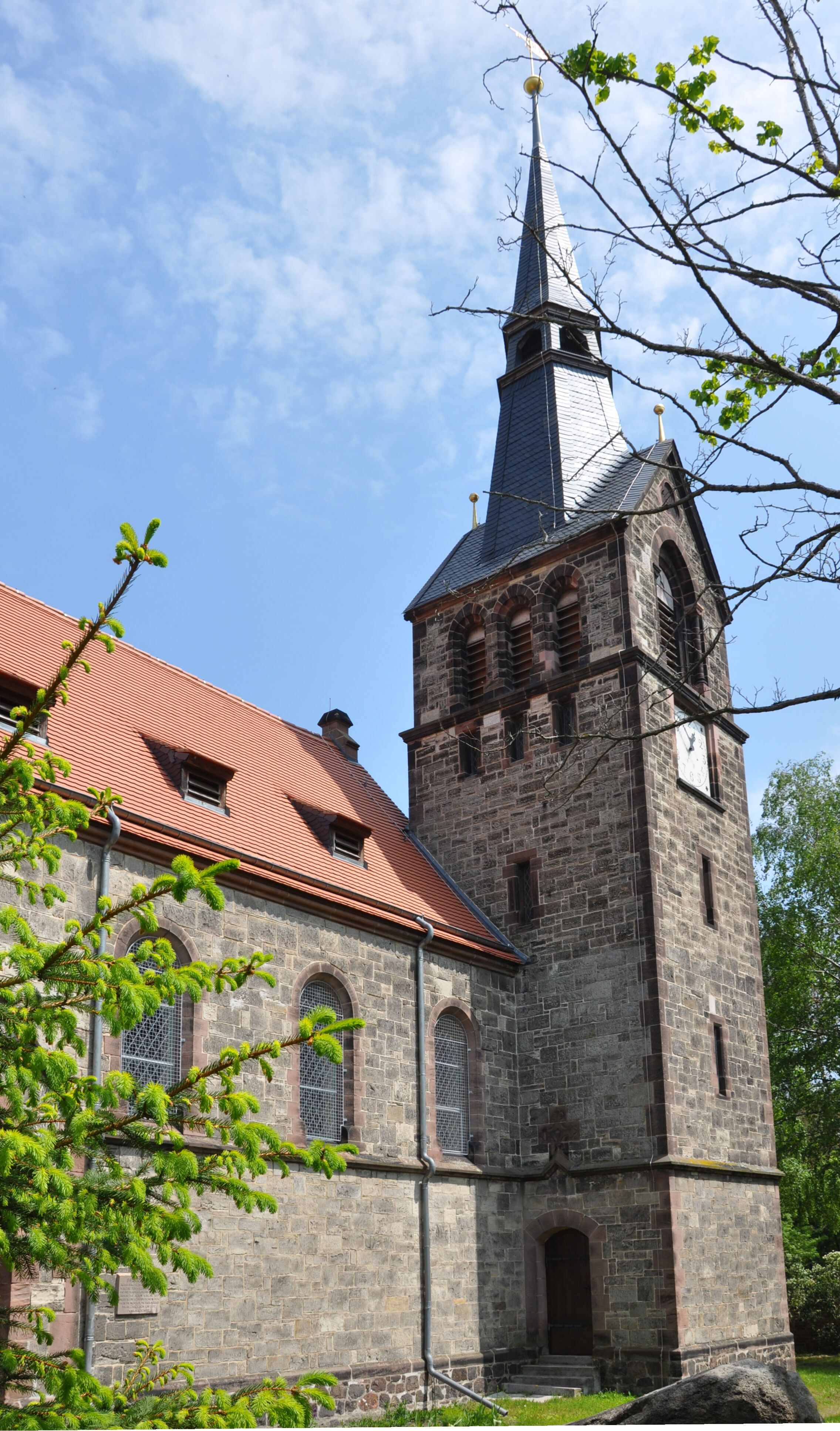 Kirche Merzien