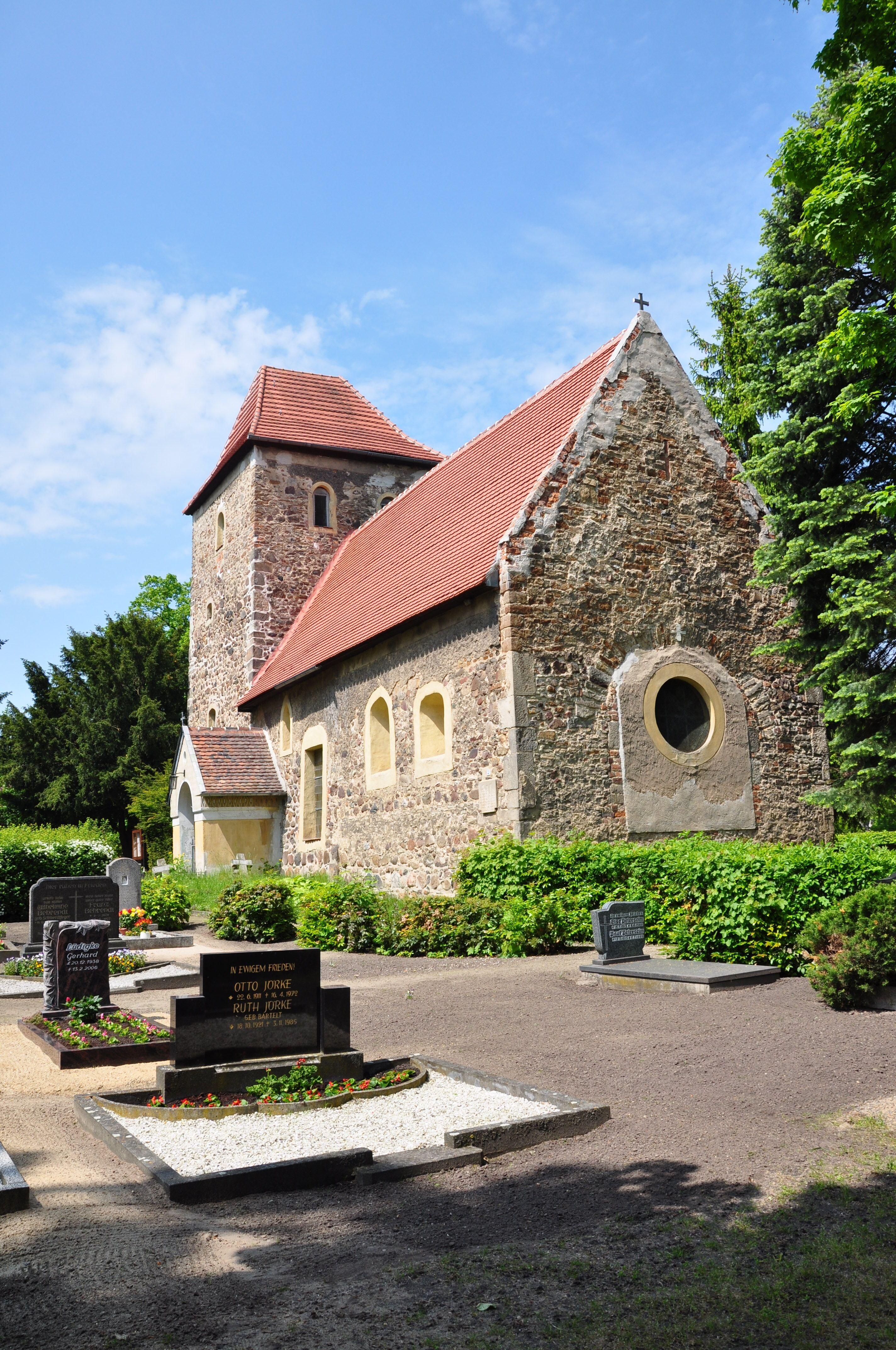 Kirche Scheuder