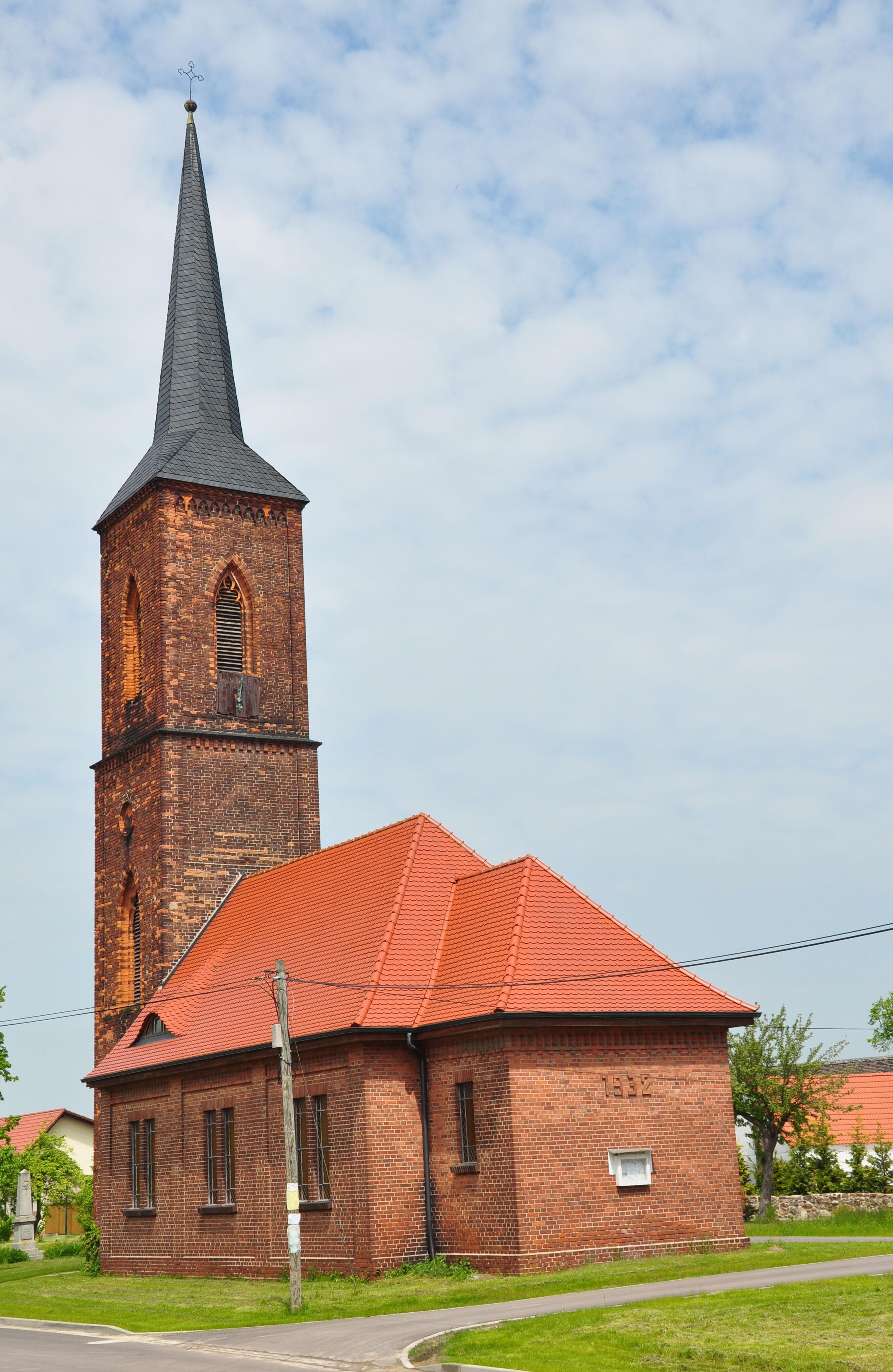 Kirche Rosefeld