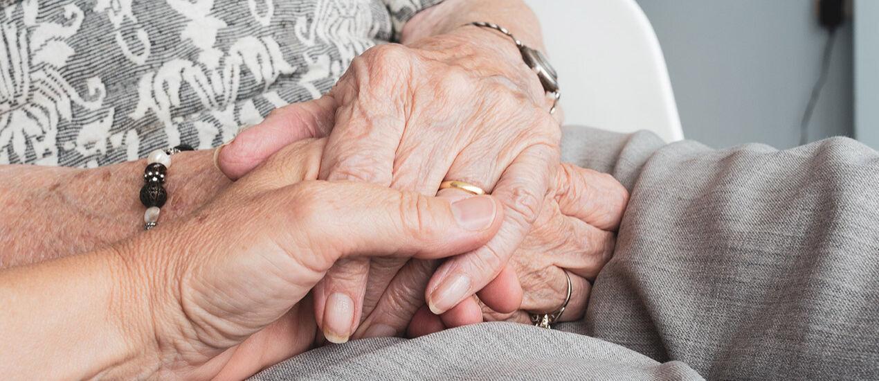 Hilfe im Alter