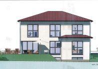 Ansichten Eingabeplanung Häusner