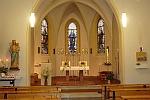 Kirche Jüterborg (Altar)