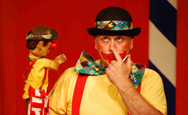 Zirkus Paroli_Clown Otto