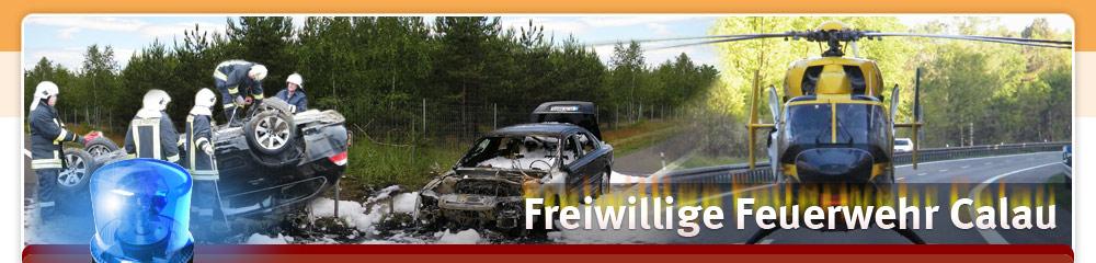 Verein zur Förderung des Feuerwehr- und Brandschutzwesens der Stadt Calau