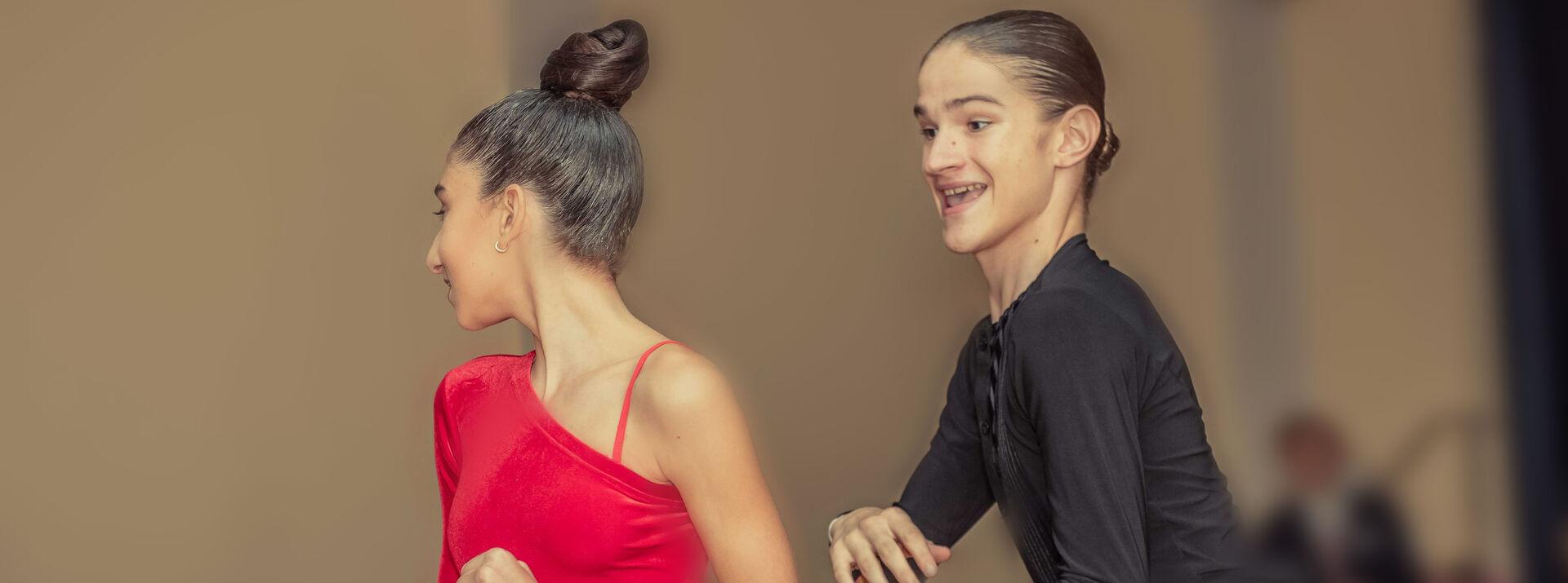 Tanzsport-Jugend