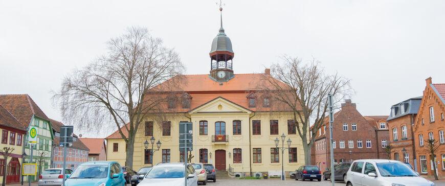 Rathaus von Neustadt-Glewe