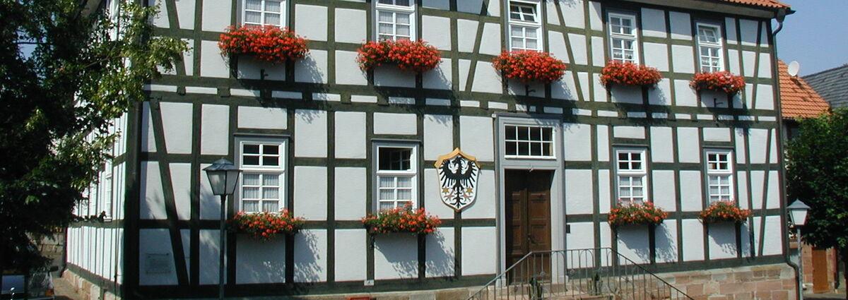 Rathaus der Stadt Gemünden (Wohra)