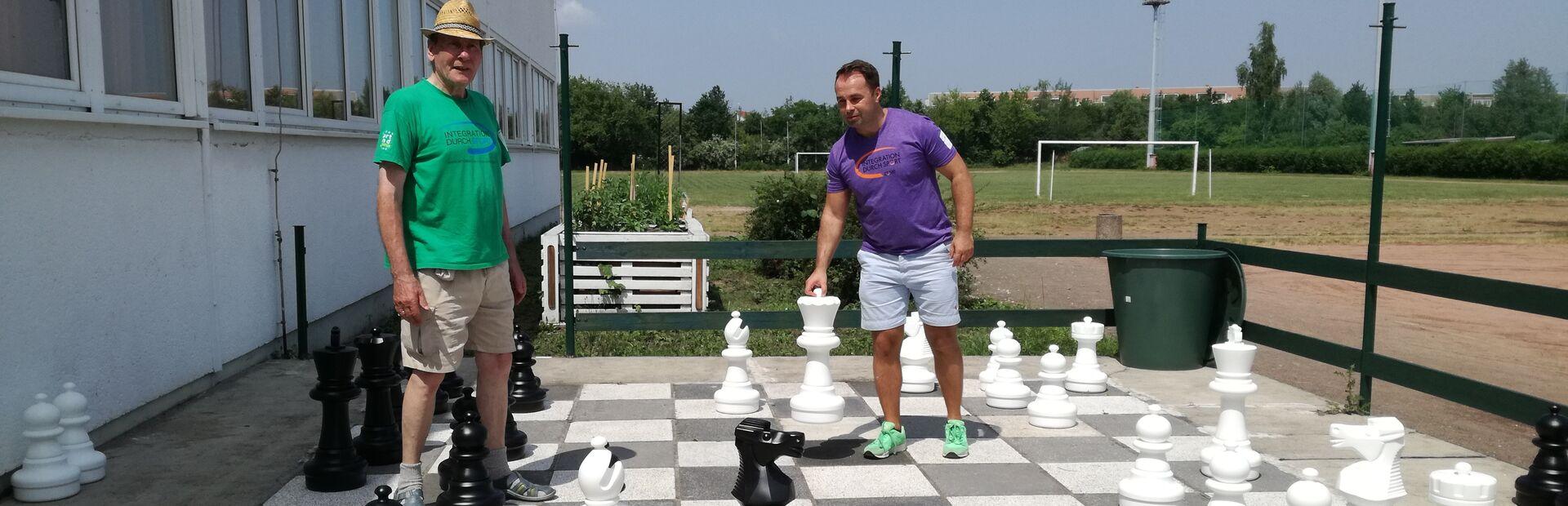 Aktive Senioren Leipzig Schach