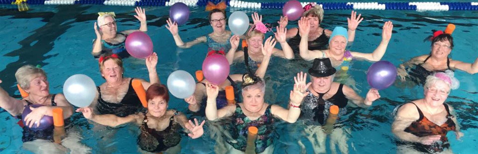 Aktive Senioren Leipzig Wassergymnastik