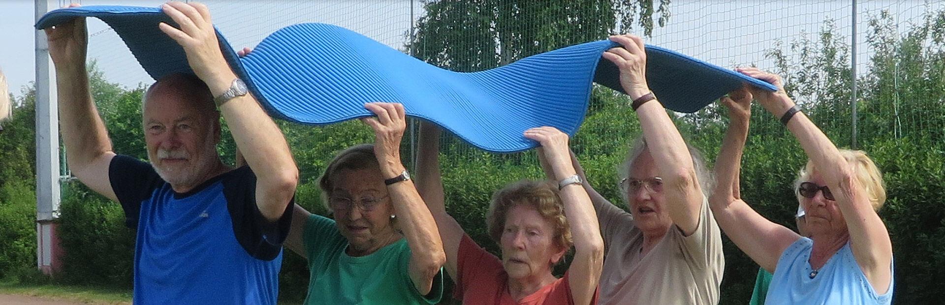 Aktive Senioren Leipzig Sportfest