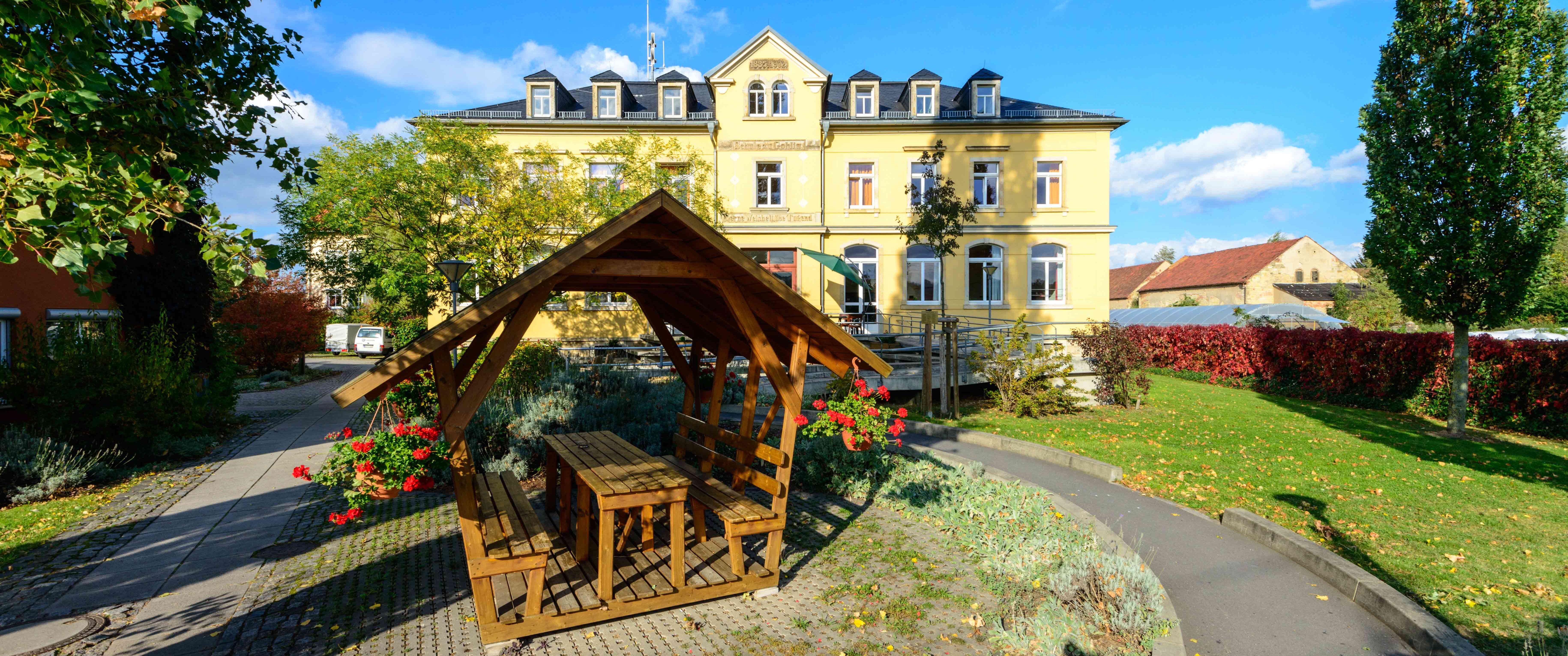Gästehaus Alte Schule Gohlis Dresden