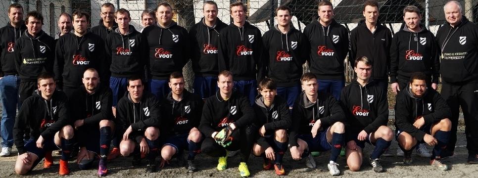 Männermannschaft TSV 1890 Ruppersdorf, Spielzeit 2016/17